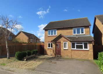 Thumbnail 4 bedroom detached house to rent in Lancaster Close, Warboys, Huntingdon
