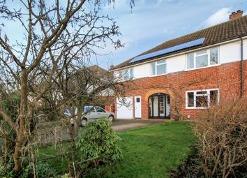 5 bed semi-detached house for sale in Fordwich Rise, Hertford SG14