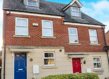 Thumbnail 3 bed semi-detached house for sale in Kedleston Road, Grantham