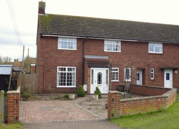 Thumbnail 3 bed end terrace house for sale in Elmdene, Scothern, Lincoln