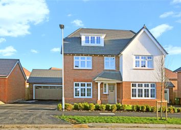 Thumbnail 5 bedroom detached house for sale in Diamond Crescent, Abbey Farm, Swindon