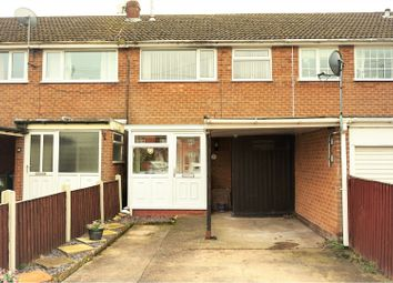 Thumbnail 3 bed terraced house for sale in George Dere Close, New Ollerton