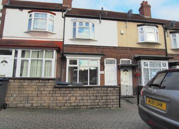 Thumbnail 2 bed terraced house to rent in Haseley Road, Handsworth, Birmingham