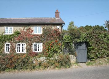 Hugglers Hole, Semley, Shaftesbury, Wiltshire SP7. 3 bed semi-detached house