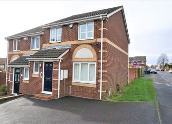 Thumbnail 3 bed semi-detached house for sale in High Meadows, Kenton, Newcastle Upon Tyne