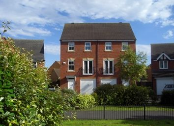 Thumbnail 3 bed semi-detached house for sale in Lady Hay Road, Leicester
