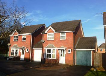 Thumbnail 3 bed detached house for sale in Epsom Close, Chippenham