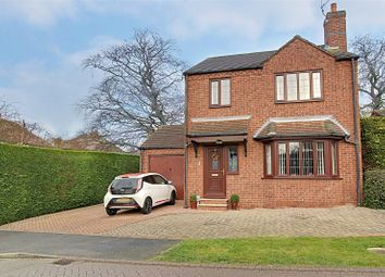 Thumbnail 3 bed detached house for sale in Wilson Close, North Ferriby, East Yorkshire