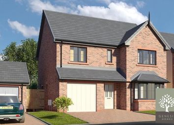Thumbnail 4 bed detached house for sale in The Eden, St. Cuthberts, Wigton
