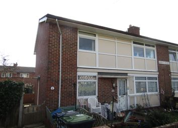 Thumbnail 2 bed flat to rent in Woodcot Crescent, Havant