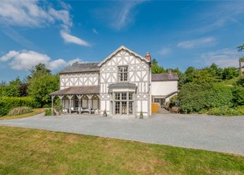 Thumbnail Detached house for sale in Knighton