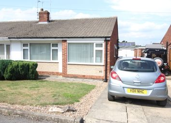Thumbnail 2 bed semi-detached bungalow for sale in Arundel Drive, Carlton-In-Lindrick, Worksop