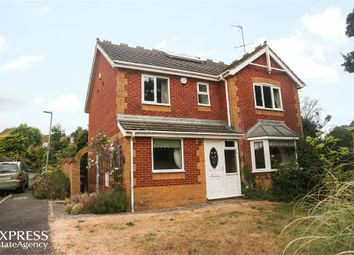Thumbnail 4 bed detached house for sale in Bartley Mill Close, Stone Cross, Pevensey, East Sussex