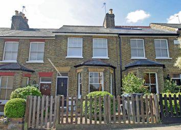 Thumbnail 3 bed cottage to rent in Vicars Moor Lane, London