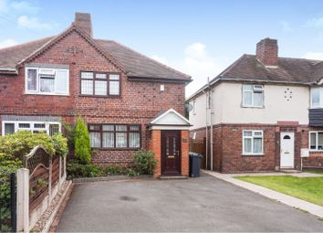 2 bed semi-detached house for sale in Birch Lane, Walsall WS4