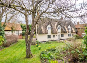 Thumbnail 3 bed detached house for sale in High Street, Long Melford, Sudbury