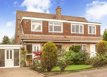 Thumbnail 3 bed semi-detached house for sale in 94 Baberton Mains Drive, Baberton