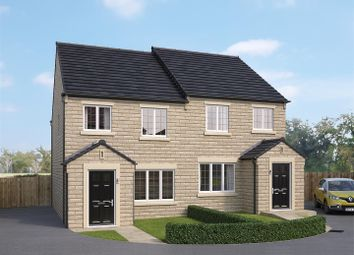 Thumbnail 3 bed semi-detached house for sale in Manor Road, Brimington, Chesterfield