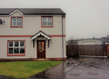 Thumbnail 3 bed semi-detached house for sale in Hass Park, Derry / Londonderry