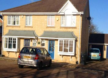 Thumbnail 3 bedroom property to rent in Diana Gardens, Bradley Stoke, Bristol