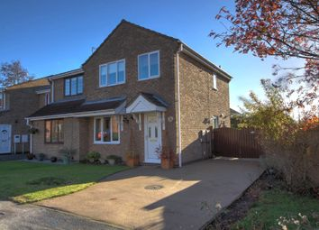Thumbnail 3 bed town house for sale in Thorndale, Ibstock