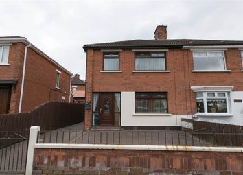 Thumbnail 3 bedroom semi-detached house for sale in 44, Mountainview Gardens, Belfast