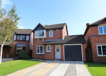 Thumbnail 3 bed detached house for sale in Hyndburn Close, Grosvenor Park, Morecambe