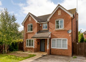 Thumbnail 4 bed detached house for sale in Campion Road, Hatfield