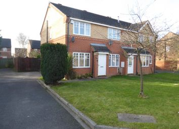 Thumbnail 2 bed semi-detached house to rent in Morehall Close, York, North Yorkshire