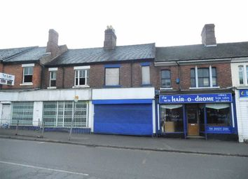 Thumbnail Retail premises for sale in Weston Road, Stoke-On-Trent, Staffordshire