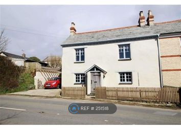 Thumbnail 3 bed semi-detached house to rent in Frithelstockstone, Torrington