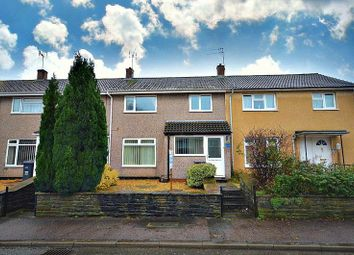 Thumbnail 3 bed terraced house to rent in Kidwelly Road, Llanyravon, Cwmbran