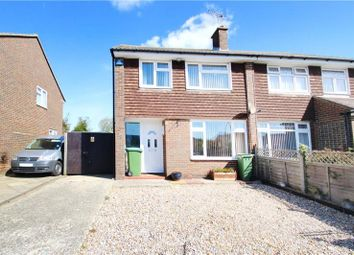 Thumbnail 3 bed semi-detached house for sale in Old Worthing Road, East Preston, Littlehampton
