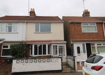 2 bed semi-detached house for sale in Bells Marsh Road, Gorleston, Great Yarmouth NR31