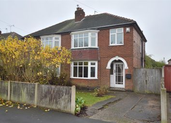 Thumbnail 3 bed semi-detached house for sale in Ridgeway Avenue, Littleover, Derby