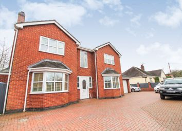 4 bed detached house for sale in High Street, Gwersyllt, Wrexham LL11