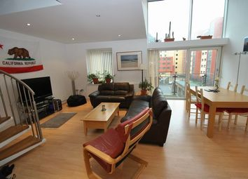Thumbnail 2 bed flat to rent in Dunlop Street, City Centre, Glasgow, Lanarkshire