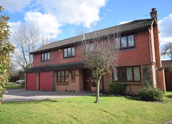 Thumbnail 5 bedroom detached house for sale in Aston Close, Ashtead