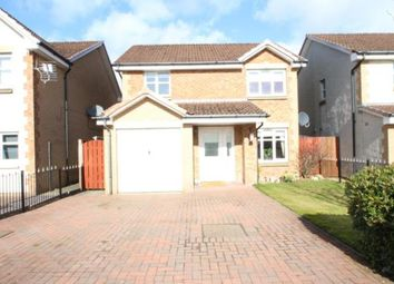 Thumbnail 3 bed detached house for sale in Thorntree Drive, Coatbridge, North Lanarkshire
