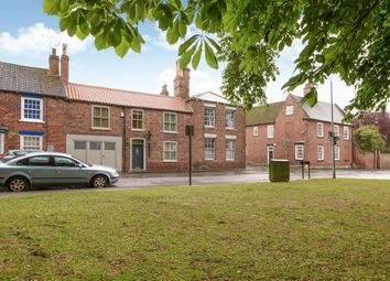 Thumbnail 3 bed terraced house for sale in Overlooking The Green, Lairgate, Beverley