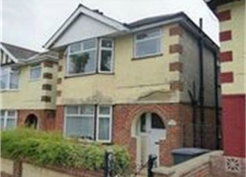 Thumbnail 3 bed detached house to rent in Wimborne Road, Winton, Bournemouth