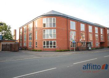 Thumbnail Studio for sale in Villency Court, Nottingham Road, Loughborough