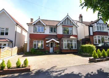 Thumbnail 4 bed detached house for sale in Grosvenor Avenue, Carshalton