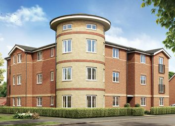 "Thumbnail 2 bedroom flat for sale in ""Lupin House"" at Godric Road, Newport"