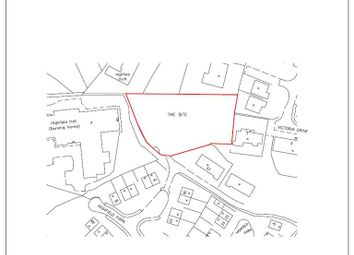 Thumbnail Land for sale in Highfield Park, Haslingden, Rossendale