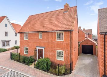 Thumbnail 4 bedroom detached house for sale in Bures, Sudbury, Suffolk