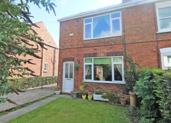 Thumbnail 2 bed semi-detached house for sale in High Street, Belton, Doncaster