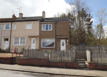 Thumbnail 2 bed end terrace house to rent in Bantaskine Street, Falkirk