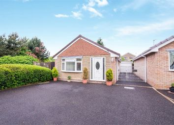 Thumbnail 2 bed detached bungalow for sale in Langtree Close, Cannock, Staffordshire