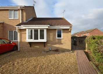 Thumbnail 1 bed bungalow to rent in Squires Gate, Gunthorpe, Peterborough